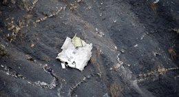 Foto: La Fiscalía no tiene constancia de un supuesto vídeo del avión de Germanwings (MINISTERIO DEL INTERIOR FRANCÉS)