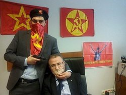 Foto: Turquia.- Detingudes 22 persones de l'extrema esquerra turca relacionades amb el segrest del fiscal Kiraz (TWITTER)