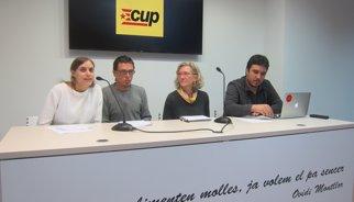 La CUP presentarà 160 candidatures municipals, més del doble que el 2011