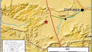 Un terremoto con epicentro en Urda se siente en Toledo, Ciudad Real y Jaén