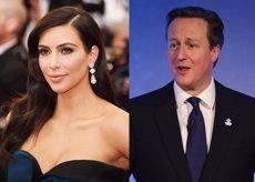 Foto: Què tenen en comú Kim Kardashian i David Cameron? (GETTY)