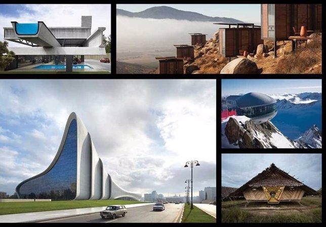 Los 10 edificios m s innovadores de la arquitectura moderna for Arquitectura moderna en colombia