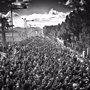 """Foto: S.La Tamborada de Hellín no logra el Guinness por """"cuestiones técnicas"""" pese a superar los 12.000 inscritos"""