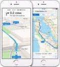 Apple Maps añade reseñas de hoteles vía TripAdvisor y Booking.com