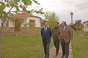 Foto: Turismo.- El Tajo Internacional se promociona a través de las Casas de Extremadura de toda España (DIPUTACIÓN DE CÁCERES)