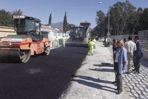 Foto: El PP pide que se usen más materiales reciclados en las carreteras (EUROPA PRESS/AYUNTAMIENTO MARBELLA)