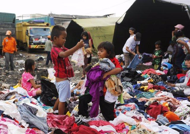 Foto: Los niños invisibles de Indonesia