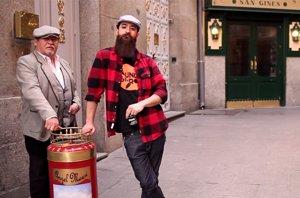Foto: ¿Conoces al chulapo hipster? Sound Isidro, el nuevo festival madrileño (CHULAPO HIPSTER)