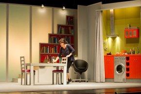 Foto: La obra 'Efecto Dulcinea' de La Estampa Teatro llega a Plasencia enmarcada en las 'Noches de Santa María' (DIPUTACIÓN DE CÁCERES)