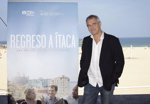 Foto: Laurent Cantet, premio 'Luis Buñuel' del Festival  de Cine de Huesca