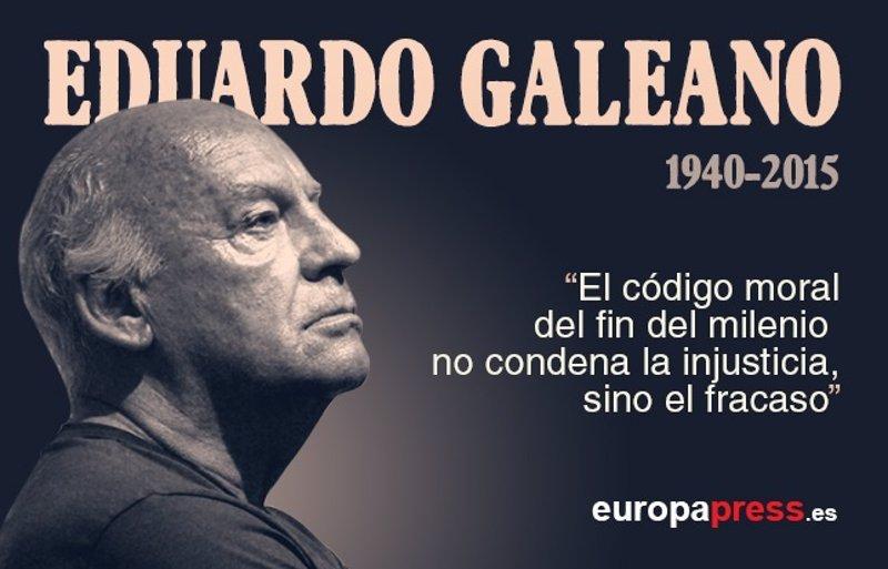 Eduardo Hughes Galeano Frases Frases de Eduardo Galeano