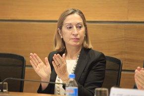 Foto: Pastor anuncia nuevas obras de AVE por 2.400 millones hasta fin de año (EUROPA PRESS)