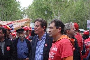 Foto: García Montero (IUCM) señala que la sentencia sobre el ERE de Coca-Cola es un
