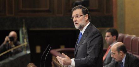 """Foto: Rajoy insiste en que la sanidad es """"plenamente universal"""" (EUROPA PRESS)"""