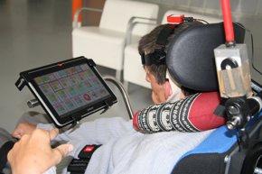 Foto: Un sistema ayudará a niños con parálisis cerebral a comunicarse (IBV)