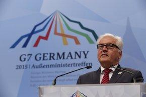 Foto: El G7 advierte a Rusia de que le levantará las sanciones cuando se cumpla la tregua en Ucrania (REUTERS)