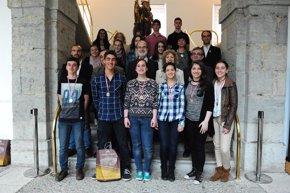 Foto: Cantabria ya tiene representantes para la Olimpiada Nacional de Filosofía (PARLAMENTO DE CANTABRIA)