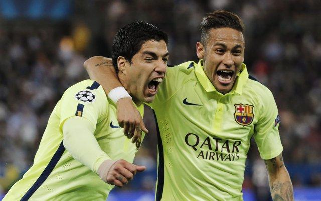 Foto: El Barça reserva billete para 'semis' en París