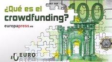 Foto: ¿Qué es el crowdfunding? (EUROPA PRESS)