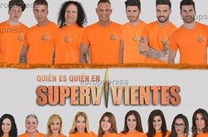 Foto: ¿Quién es quién en 'Supervivientes 2015'? (TELECINCO/CHANCE)