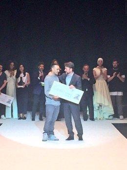 Foto: Andrés Jarabo gana el VII Concurso de Jóvenes Diseñadores (TENERIFE MODA)