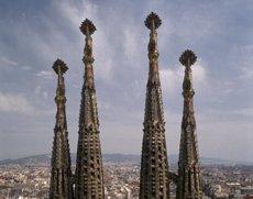 Foto: La Sagrada Família invitarà a tots els Jordi i Jordina per Sant Jordi (JMN)