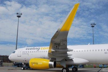 Foto: Vueling operará 320 rutas y 160 destinos este año, el triple que en 2010 (CEDIDA)