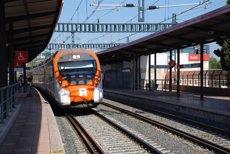 Foto: Les línies de Rodalies i Regional recuperen la normalitat després d'una avaria (EUROPA PRESS)