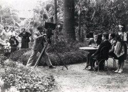Foto: La Filmoteca rep el fons del realitzador i director de fotografia Albert Gasset (FILMOTECA)