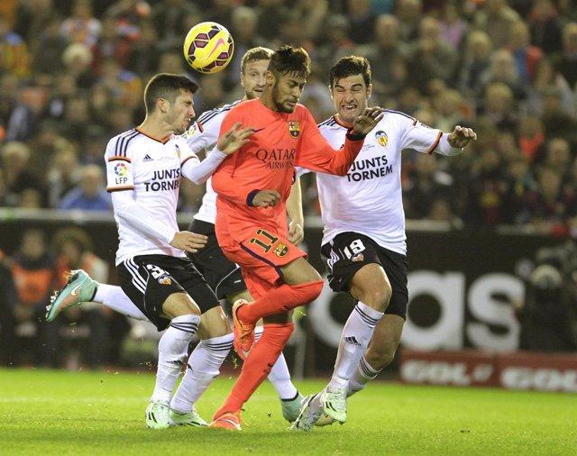 Foto: Previa del FC Barcelona - Valencia CF