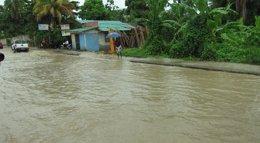 Foto: Las lluvias tempranas en Haití aumentan los casos de cólera (LAURA RAMÍREZ/EUROPA PRESS)