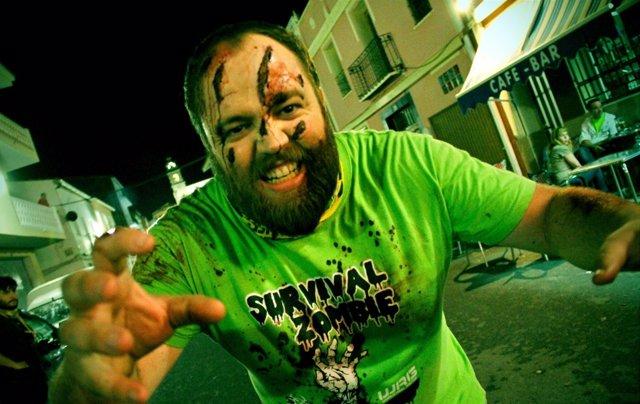 Foto: Más de un millar de jugadores de toda España intentarán sobrevivir a la XVIII 'Survival Zombie' en Pilar de la Horadada