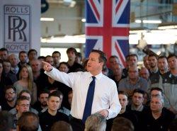 Foto: Laboristes i conservadors, empatats a menys d'un mes de les eleccions (ROLLS-ROYCE)