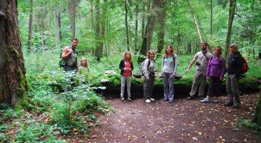 Foto: Disfrutar del ecoturismo en familia (ECOWILDLIFE)