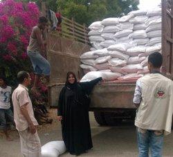 Foto: Aràbia Saudita anuncia 250 milions d'euros en ajuda humanitària al Iemen (PAM)