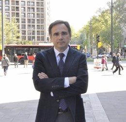 "Foto: De Pedro: ""La amenaza de trasvase siempre va a estar presente"" (EUROPA PRESS)"