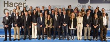 """Foto: PP adquiere 35 compromisos para """"culminar el decisivo cambio iniciado en 2011"""" (PP)"""