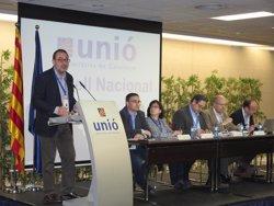 Foto: El Consell Nacional d'UDC aprova el reglament de la seva consulta interna (UNIÓ)