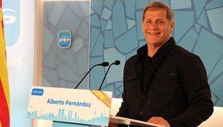 Alberto Fernández (PP) assegura que si és alcalde tirarà a terra Can Vies