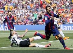 Foto: El Barça pateix però manté el lideratge (ALBERT GEA / REUTERS)