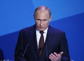 Foto: Putin advierte a Israel de que sería
