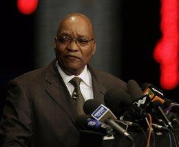 Foto: Zuma: Ni Gobierno ni sudafricanos quieren que los inmigrantes se vayan (Reuters)