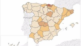 Mapa del racismo (y otros delitos de odio) en España
