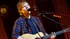 Foto: Ed Sheeran... ¿fichaje estrella para la sexta temporada de 'Juego de Tronos'? (GETTY)