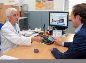 Foto: Cerca de 83 millones de recetas electrónicas desde su implantación en C-LM (EUROPA PRESS/SESCAM)