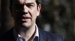 """Foto: Tsipras pide una respuesta """"urgente"""" ante la """"crisis humanitaria"""" (ALKIS KONSTANTINIDIS / REUTER)"""