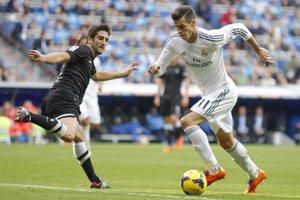 Foto: Bale pateix una lesió muscular al soli esquerre (ANGEL RIVAS)