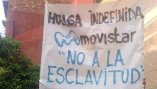 Rodríguez donará parte de su primer sueldo a la plantilla de Telefónica en huelga