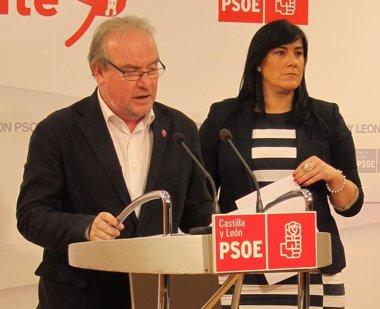 """Foto: PSCyL exige el cese """"inmediato"""" de Villanueva (EUROPA PRESS)"""