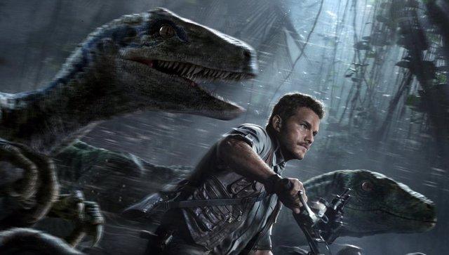 Foto: Jurassic World: Chris Pratt presenta su escuadrón velociraptor